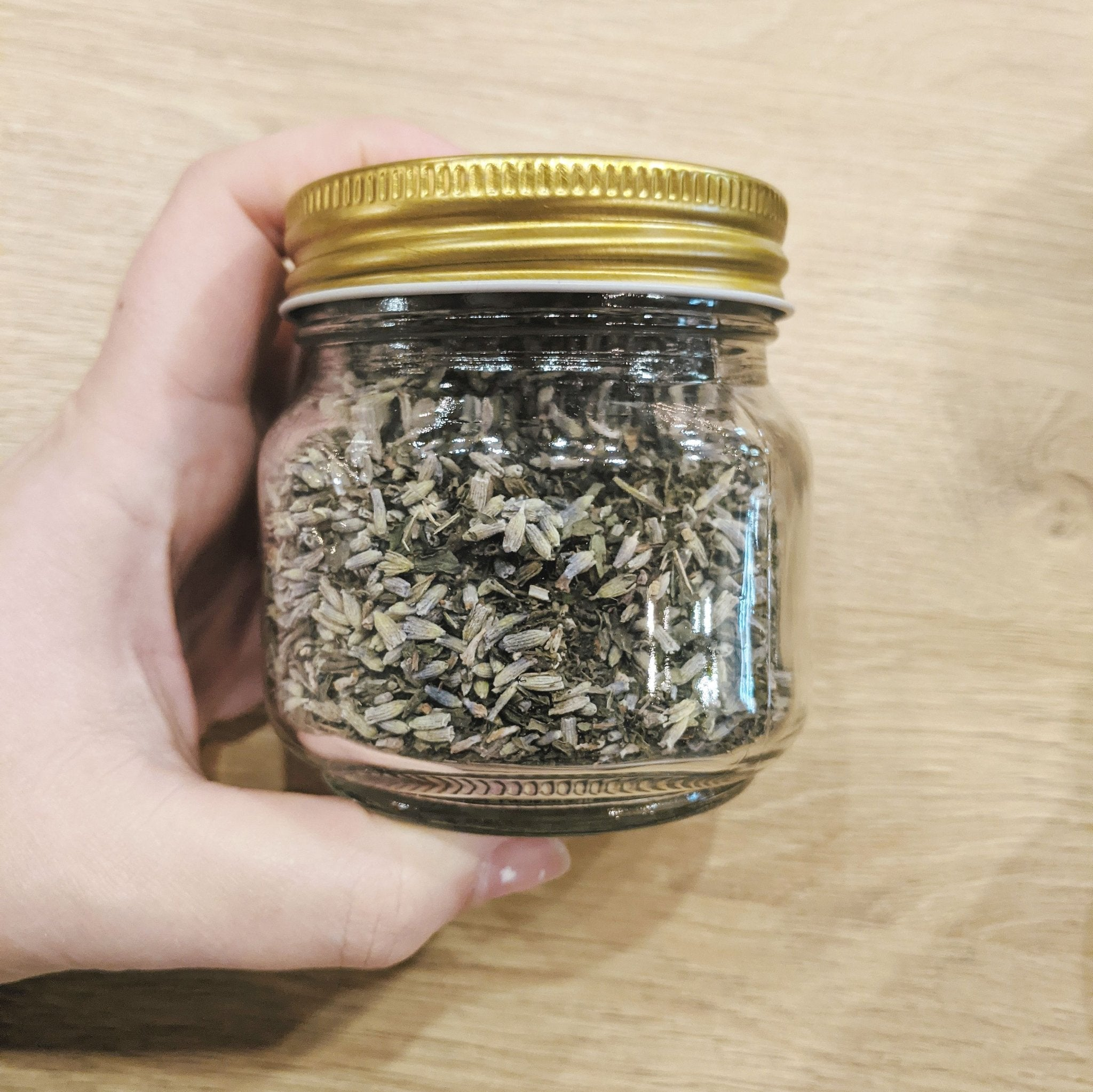 Mint & Lavender Herbal Tea Blend