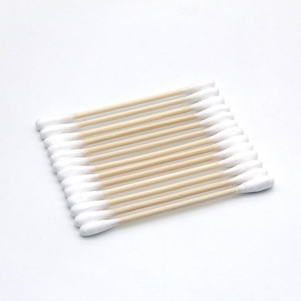 Plastic Free Cotton Swabs - Zefiro -Freehand Market