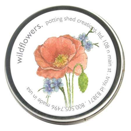 Pollinator Garden Seed Tins - Potting Shed Creations -Freehand Market