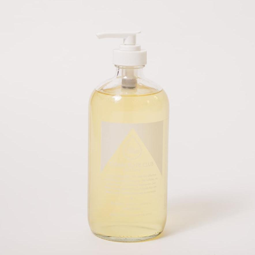 Refillable Natural Liquid Dish Soap - 16 oz. Glass Bottle - Fillaree -Freehand Market