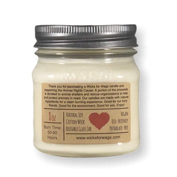 Snickerdoodle Soy Candle - Wicks for Wags -Freehand Market