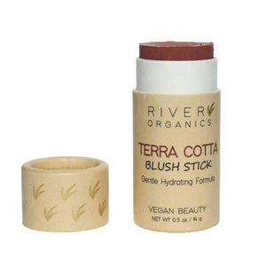 "Vegan Cheek Color in ""Terra Cotta"" - River Organics -Freehand Market"