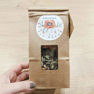 Warm + Well Herbal Tea Blend - Poppysol -Freehand Market