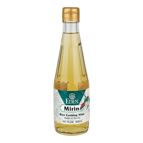 EDEN FOODS, MIRIN, RICE COOKING WINE