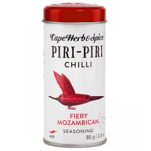 CAPE HERB & SPICE, PIRI PIRI CHILI TIN