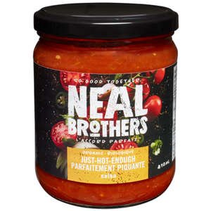 NEAL BROTHERS, JUST HOT ENOUGH, SALSA