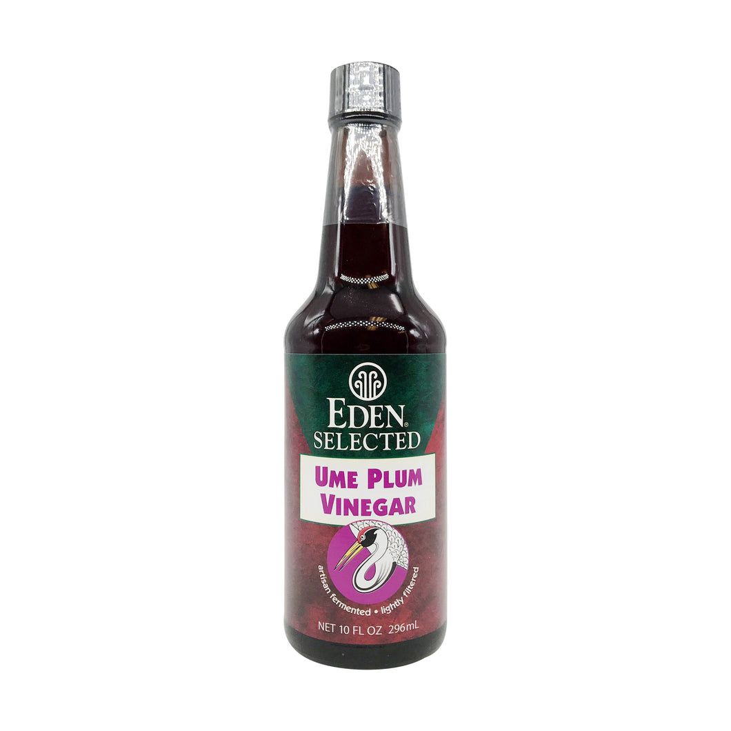 VINEGAR, UME PLUM, EDEN FOODS