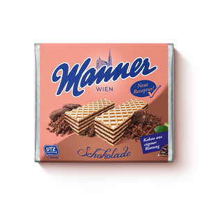 MANNER, CHOCOLATE WAFER
