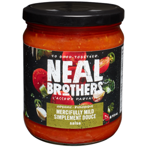 NEAL BROTHERS, MERCIFULLY MILD, SALSA