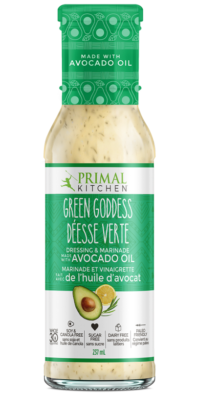 PRIMAL KITCHEN, GREEN GODDESS