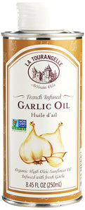 LA TOURANGELLE, GARLIC OIL