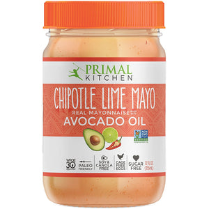 CHIPOTLE LIME MAYO, PRIMAL KITCHEN, PALEO FRIENDLY
