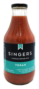 SINGERS, CAESAR MIX, VEGAN
