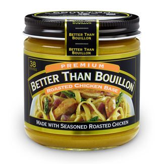 BETTER THAN BOUILLON, CHICKEN BASE