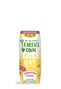 EARTH'S OWN, OAT MILK, UNSWEETENED