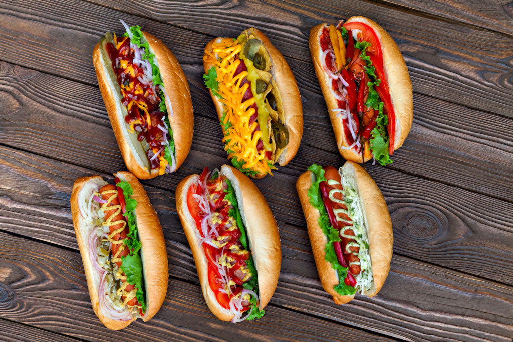 SEED TO SAUSAGE HOT DOGS 6PACK