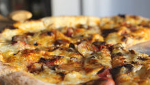 Load image into Gallery viewer, VINTAGE PIZZA PIE, SMOKED DUCK FUNGI