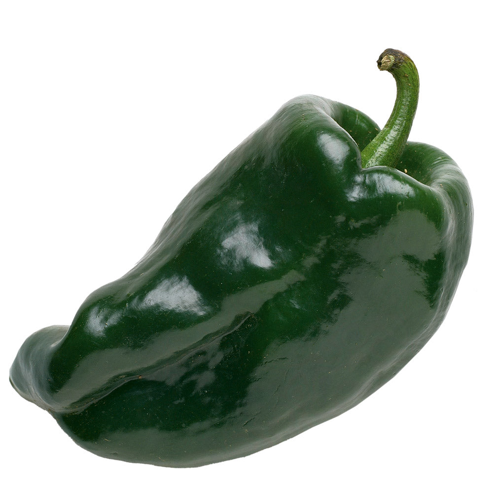 PEPPERS, POBLANO, 1lb approx