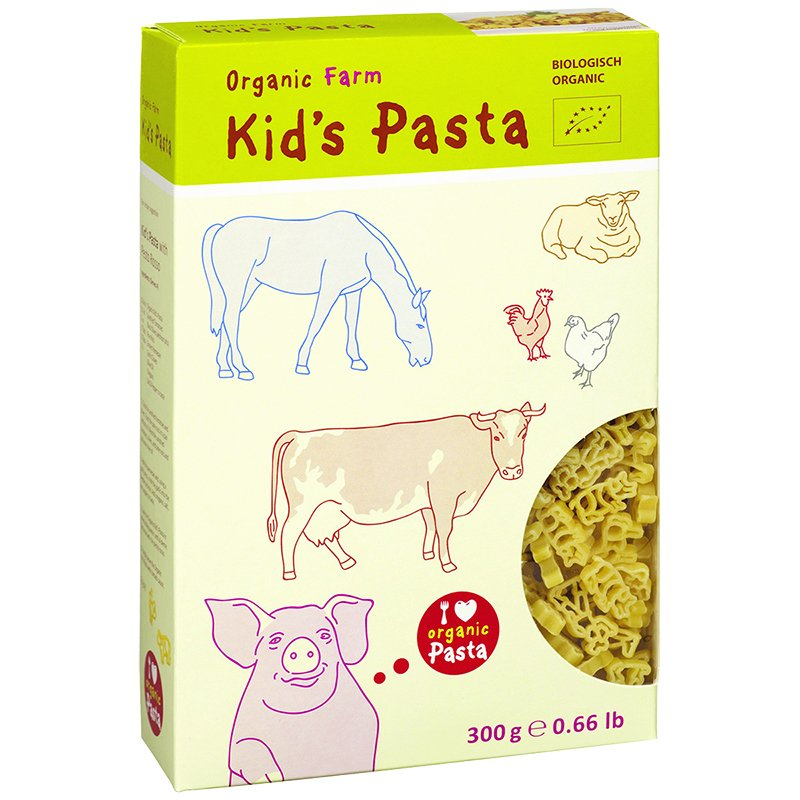 PASTA, FARM ANIMALS