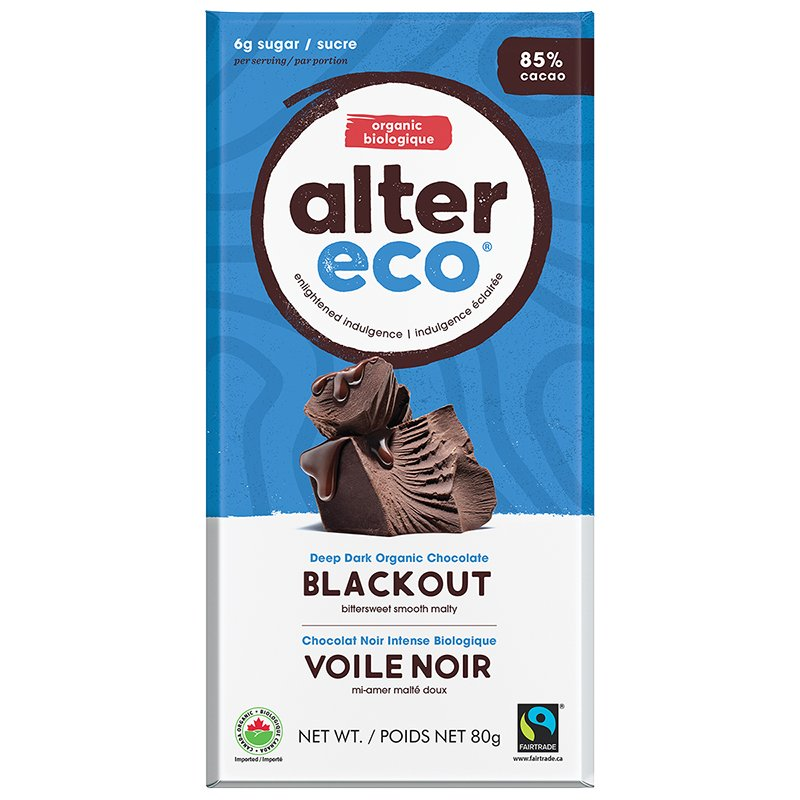 ALTER ECO, BLACK OUT