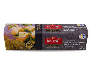 ROUGIE, ROYALE DUCK FOIE GRAS MOUSSE, TRUFFLE, 4.9oz