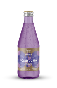 GREENHOUSE, ULTRAVIOLET, KOMBUCHA