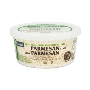 EARTH ISLAND, SHREDDED DAIRY-FREE PARMESAN