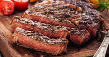 Load image into Gallery viewer, HERITAGE CATTLE CO, GRASS FED RIBEYE STEAK