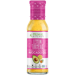 PRIMAL KITCHEN, LEMON TUMERIC