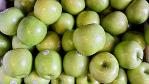 APPLES, GRANNY SMITH, 3 COUNT