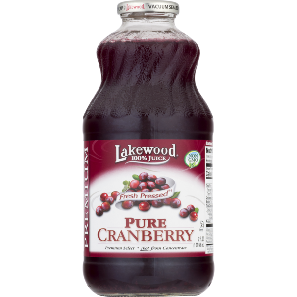 CRANBERRY JUICE, LAKEWOOD