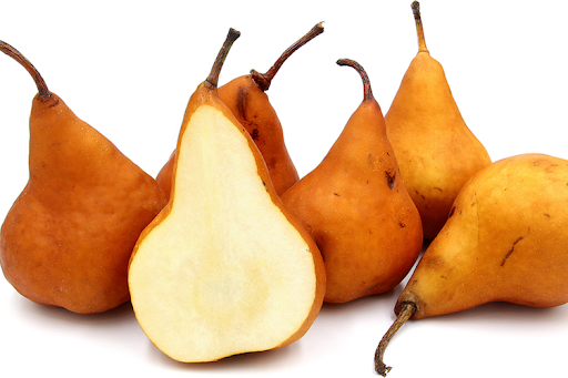 PEAR, BOSC (3 COUNT)