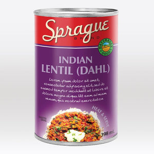 SPRAGUE FOODS, INDIAN LENTILS