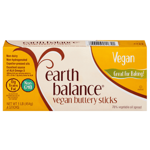BUTTER, VEGAN, EARTH BALANCE