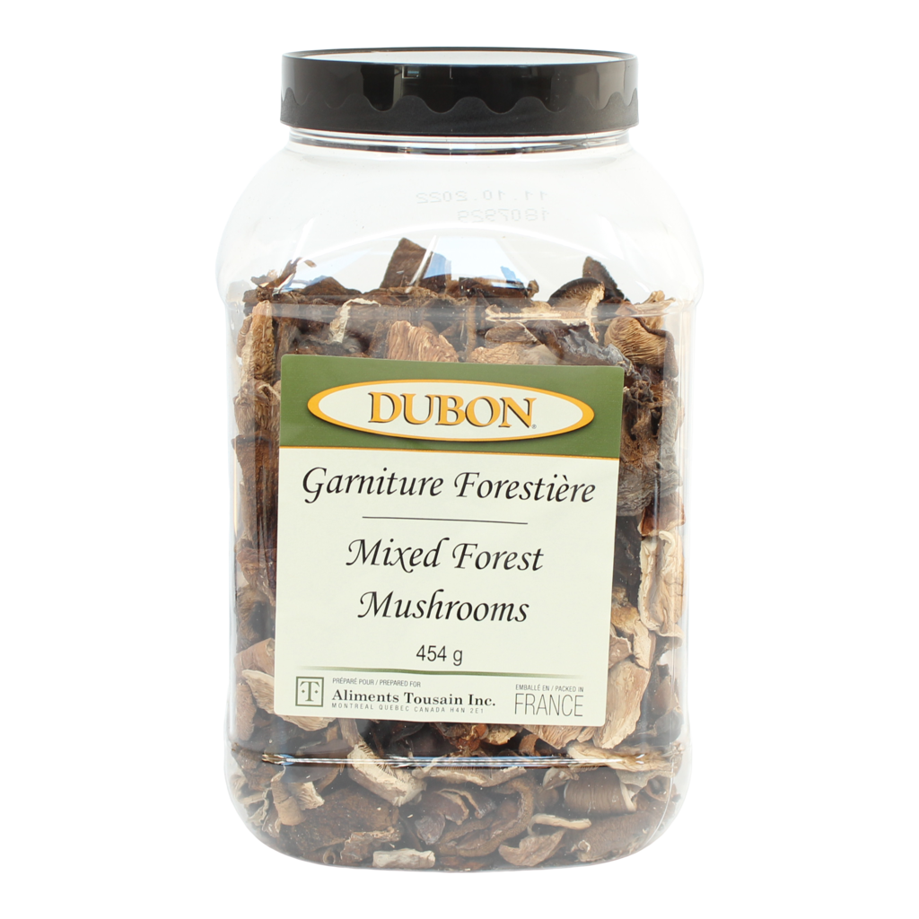 MUSHROOMS, FOREST MIX (15g)
