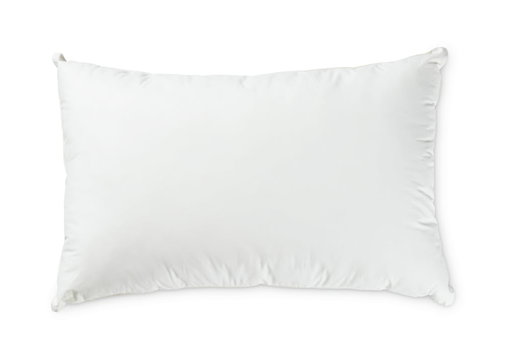 Organic Cotton Covered Pillow with Repreve