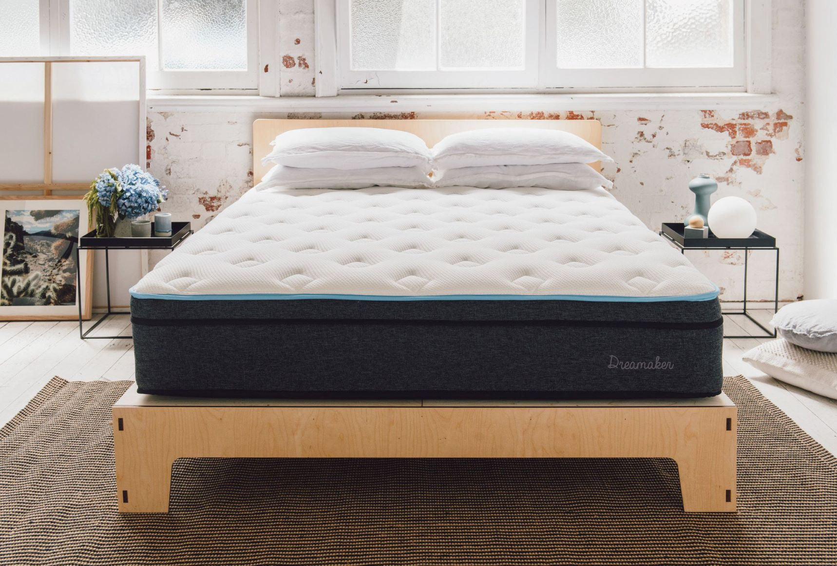 Cloud Comfort Mattress