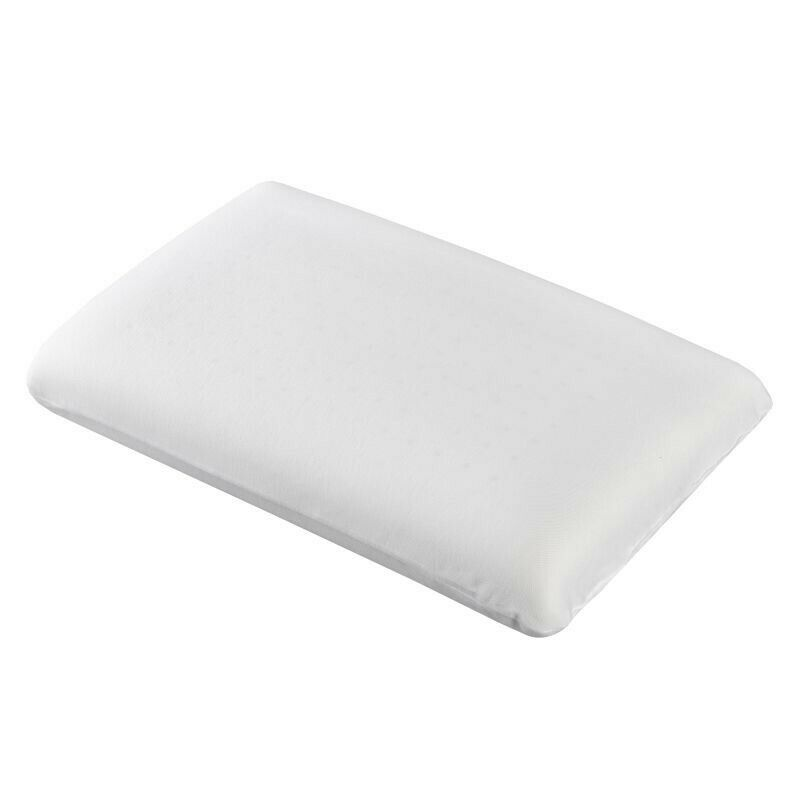 Memory Foam Pillow Low Profile
