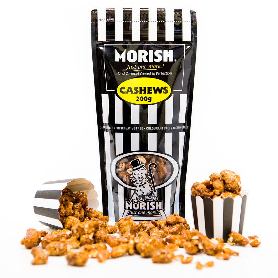 Caramel Coated Cashews
