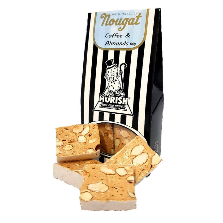 Coffee & Almond Café Bites Nougat