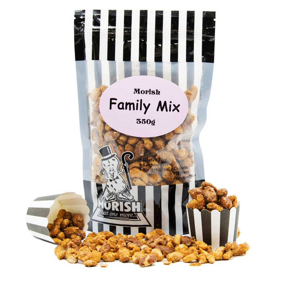 Caramel Coated Family Mix