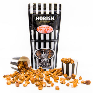 Caramel Coated Family Mix - Hot & Spicy