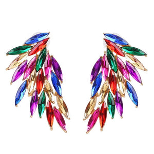 'Fairydust' Wing Earrings