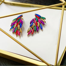 Load image into Gallery viewer, 'Fairydust' Wing Earrings