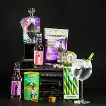 Load image into Gallery viewer, Ginfatuation - Gin Hamper with Tonics and Gin Treats