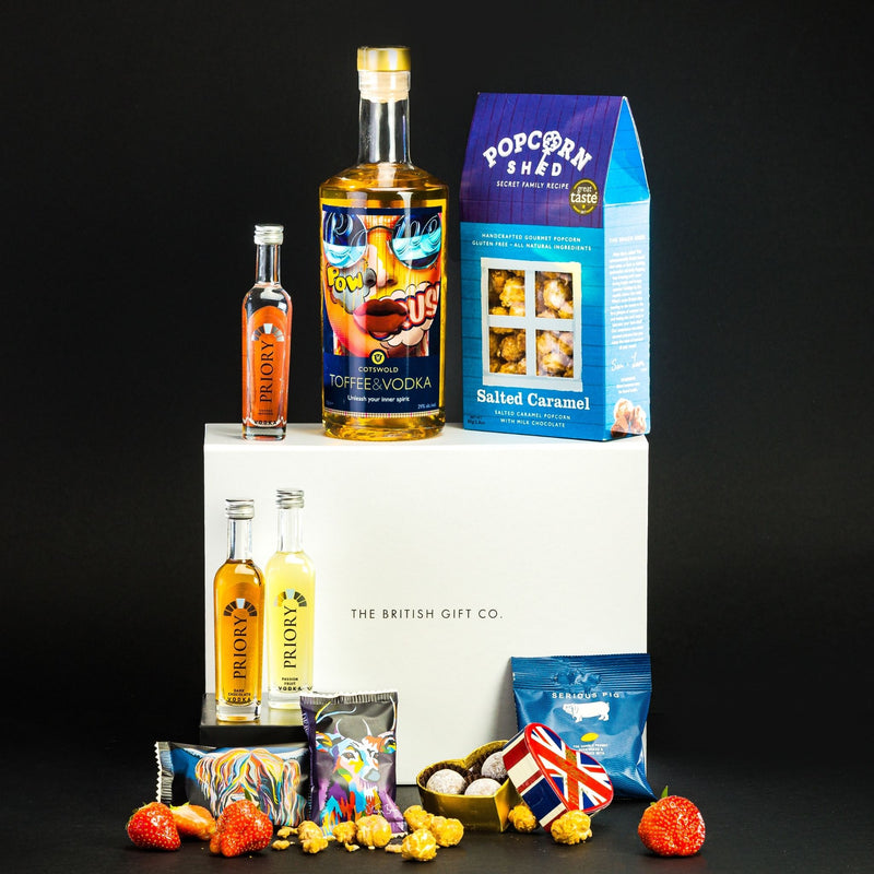 The Impressionist - Vodka Gift Set with Minis & Luxury Treats