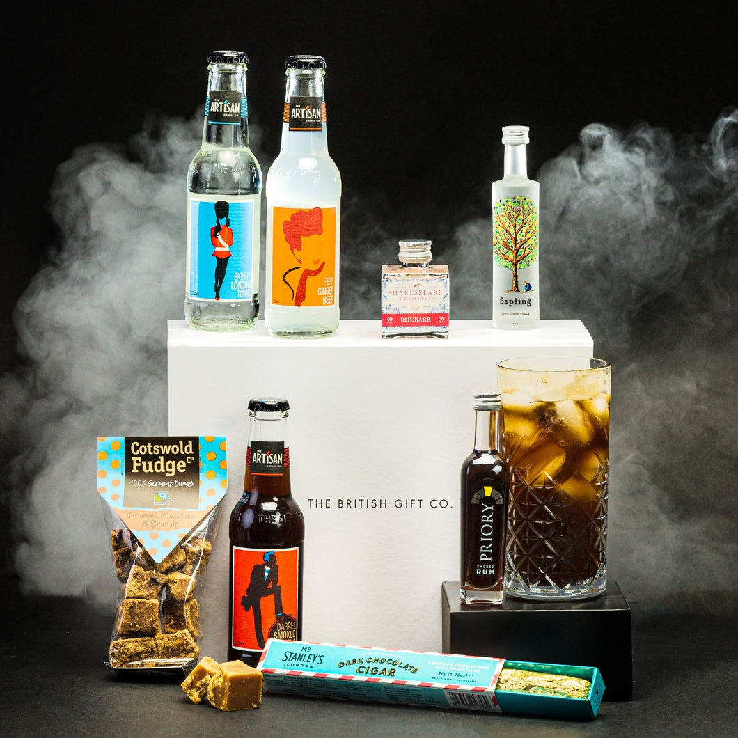 The Tippler - Mini Alcohol 'Taster' Gift Box