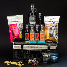 Load image into Gallery viewer, The Merchant - Rum Gift Hamper with Bar Snacks & Truffles