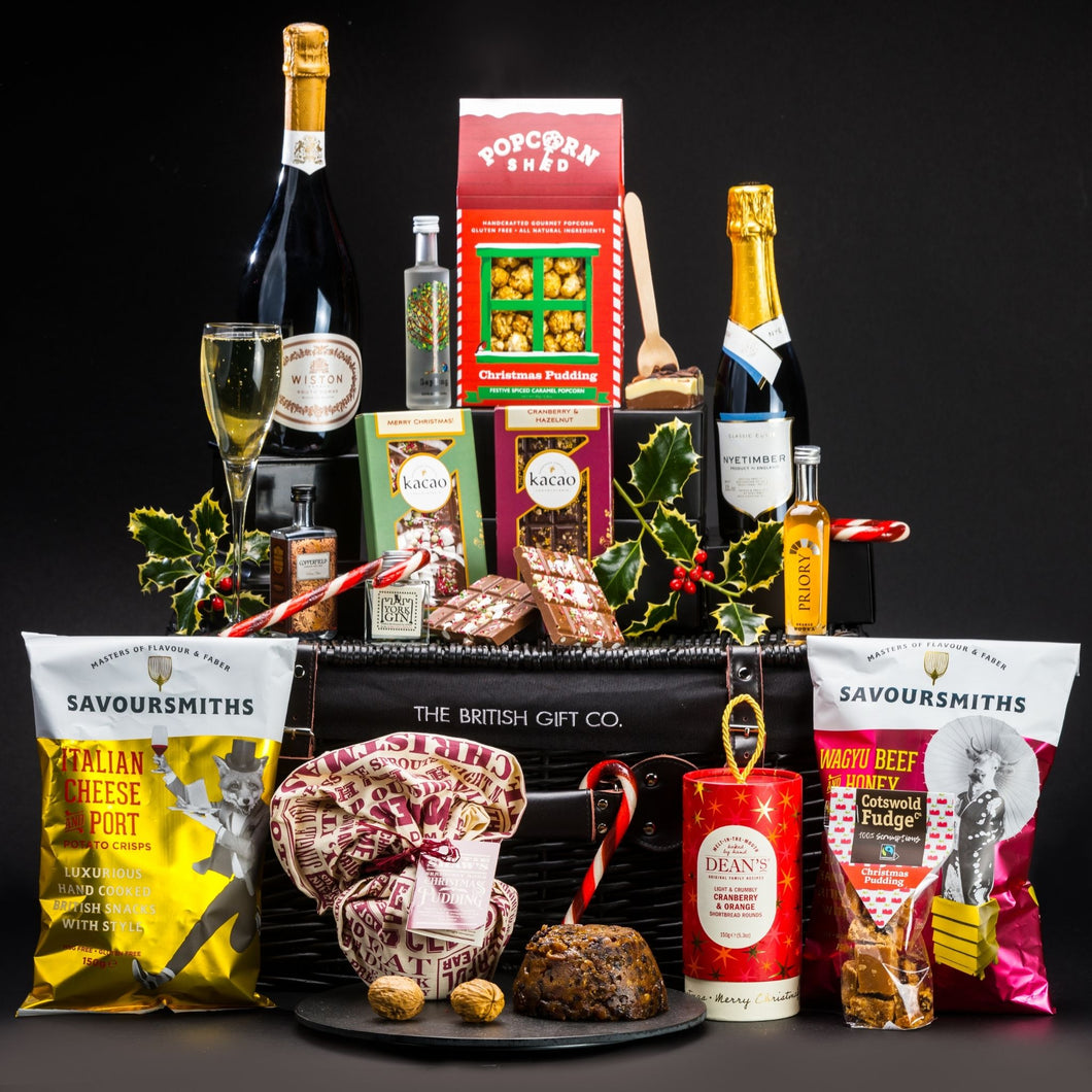 It's a Kind of Magic Christmas Hamper - Premium Family Sharer Gift Basket