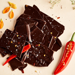 Chilli Chocolate Thins from Kacao